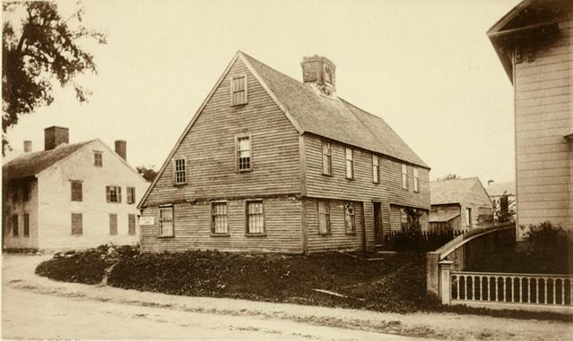 Dodge House, N. Main St., Ipswich MA