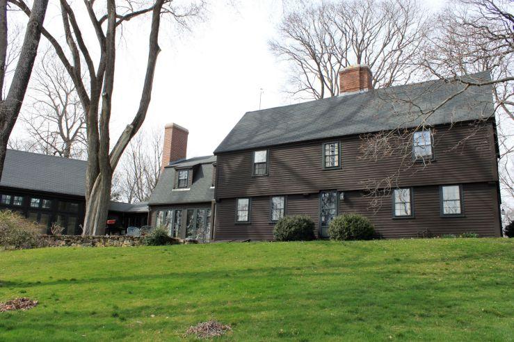 43 Argilla Road, the Giddings – Burnham house (b 1667)