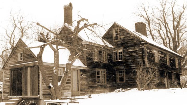 Old Garrison house, Rockport, MA