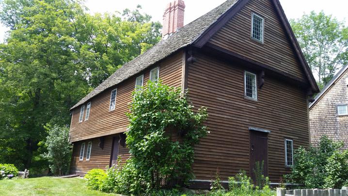 Parson Capen house