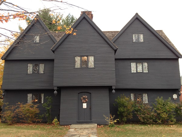 Jonathan Corwin house.