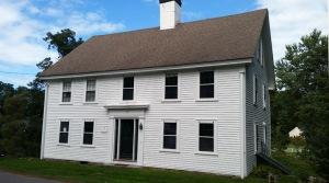 Dodge house, Perkins Row, Topsfield MA